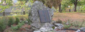Téma: Pomník obětem II. světové války pod zámkem