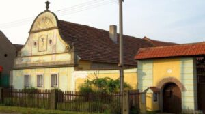 Téma: Venkovská usedlost Orel čp. 41