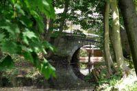Rekonstrukce výpustních zařízení a zábradlí na mostě přes náhon
