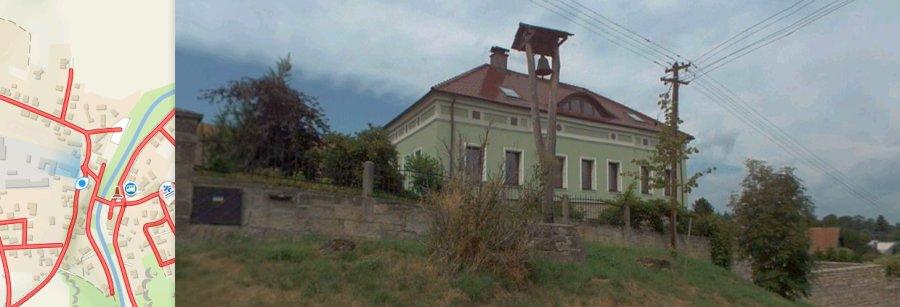 Škrovádská zvonička