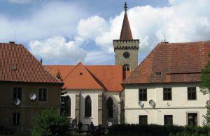 Téma: Kostel sv. Martina ve Slatiňanech