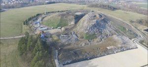 Téma: Skládka komunálního odpadu Nasavrky