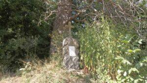 Téma: Pomník u Tří Bubnů