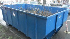 Návrh: Svoz bioodpadu z kontejnerů rozmístěných po obci