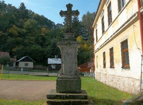 Svídnický kříž papírníka Ritschela