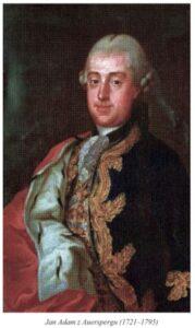 Téma: Jan Adam z Auerspergu