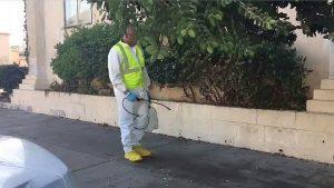 Návrh: Omezit nebo zastavit stříkání chodníků totálním herbicidem