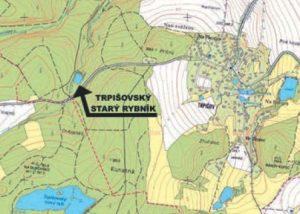 Téma: Trpišovský starý rybník Zeman