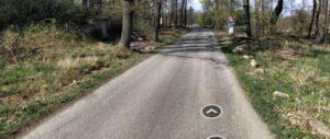 Téma: Silnice od Klapačky k Monaku nebezpečná pro chodce