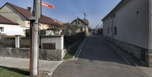 V Medunově ulici vznikne jednosměrka