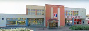 Téma: Centrum levného nákupu