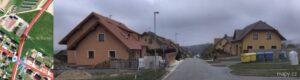 Téma: Obec Bohdalov – nové ulice v části Žlíbky