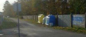 Vánoční stromky odkládejte u kontejnerů na tříděný odpad