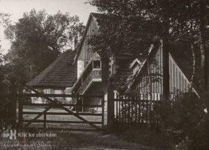 Po první světové válce Švýcárna sloužila k ubytování zaměstnanců zámku a hřebčína