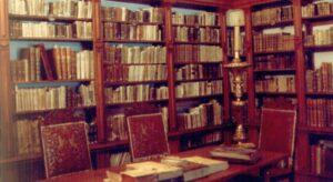 O knihovnách