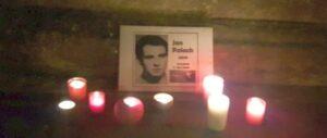 19.1.2021 v Chrudimi na náměstí uctí Milion chvilek památku Jana Palacha