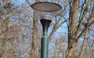 Téma: Veřejné osvětlení