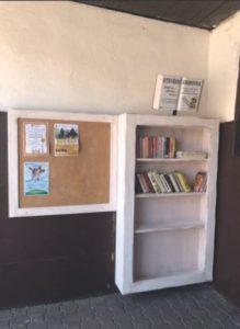 V autobusové zastávce na Středu vznikne nová knihobudka