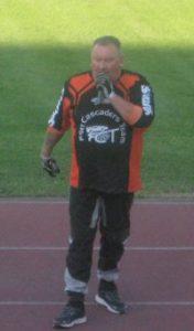 kaskadéři - manažer Flott Cascaders - Alfréd Šmíd