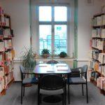 Městská knihovna Slatiňany - interiér