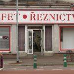 Bufet a řeznictví Farda Slatiňany - od ulice