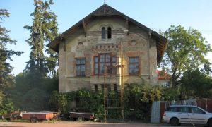 Téma: Duškova vila