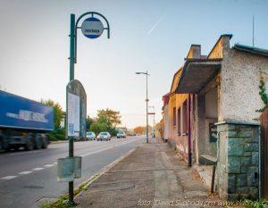Téma: Autobusové zastávky