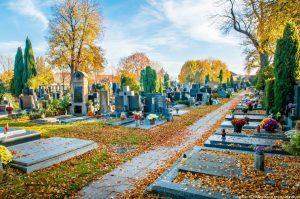 Znečišťování hrobu