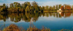 Téma: Návesní rybník v Kunčí