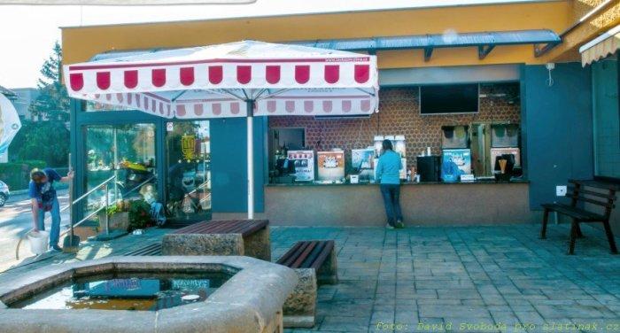 kavárna u Martina - Málek