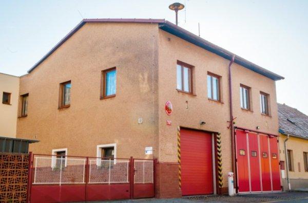 hasičská zbrojnice Slatiňany