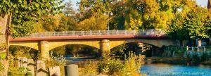 Návrh: Podjezd pod mostem knížete Auersperga