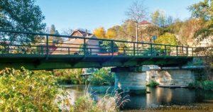 Téma: Škrovádský most