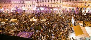 Chrudim: Demonstrace proti střetu zájmů premiéra