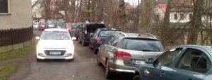 Téma: Parkování pro návštěvníky města
