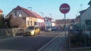 Téma: Projekty omezující cyklistiku ve městě