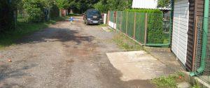 Návrh: Stavba komunikace ve Škrovádu proti Olšině k čp.154