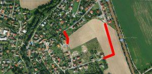 Téma: Zlepšení dopravní obslužnosti lokality Slatiňany-jih (Škrovád pod lesem)
