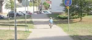 Téma: Cyklostezka přes Staré náměstí může zavést cyklisty až před bytovku
