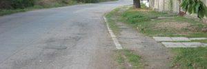 Téma: Chodník ve Škrovádě ke křížkům