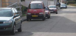 Téma: Doprava v klidu, čili parkování ve městě