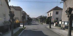 Téma: Tyršova ulice