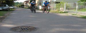 Téma: Mapa průjezdnosti města pro cyklisty