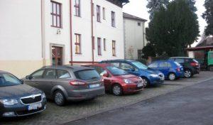 Téma: Parkování pro organizace