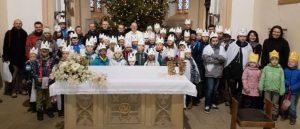Rekordní počet koledníků ve Slatiňanech slibuje úspěch tříkrálové sbírky
