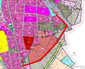 Návrh: Vytvořit cestu od Bonetu k nádraží