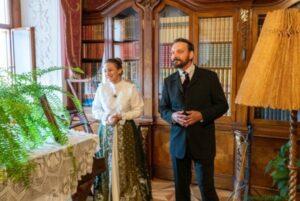 Hrané prohlídky na zámku Slatiňany
