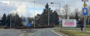 V Chrudimi řeší nelegálně umístěné billboardy