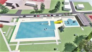 Studie plánované rekonstrukce plovárny