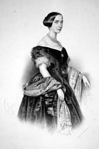 Téma: Vilemína Josefina z Auerspergu